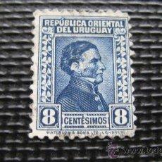 Sellos: 1928 URUGUAY, YVERT Nº 350. Lote 29232278