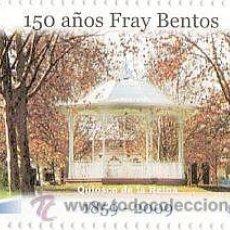 Sellos: 183-URUGUAY-2009-150 AÑOS DE FRAY BENTOS. Lote 29438086