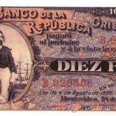 Sellos: URUGUAY 1996 CARNET ANTIGUOS BILLETES NUEVO LUJO MNH *** SC. Lote 49586027