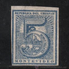 Sellos: URUGUAY 30A USADA,. Lote 50571261
