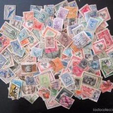 Sellos: 170 SELLOS MATASELLADOS ANTIGUOS URUGUAY. Lote 58731920