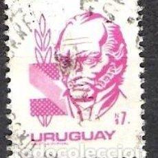 Sellos: URUGUAY 1982 - USADO. Lote 99199091