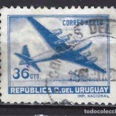 Sellos: URUGUAY - SELLO USADO . Lote 103304407