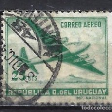 Sellos: URUGUAY - SELLO USADO . Lote 103304435