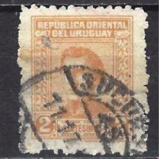 Sellos: URUGUAY - SELLO USADO . Lote 103304495