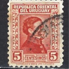 Sellos: URUGUAY - SELLO USADO . Lote 103304543