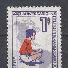 Sellos: URUGUAY - SELLO NUEVO. Lote 103319051