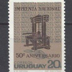 Sellos: URUGUAY - SELLO NUEVO. Lote 103319083