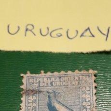 Sellos: URUGUAY. Lote 103779275