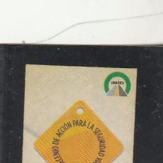 Sellos: URUGUAY 2012 - SEGURIDAD VIAL 100 $ - USADO. Lote 104179323