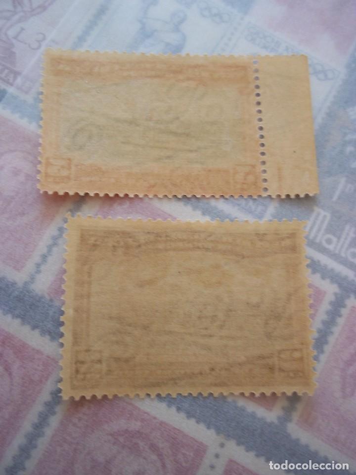 Sellos: SELLOS ANTIGUO URUGUAY 1909 BARCOS NUEVOS CON GOMA - Foto 3 - 119942991
