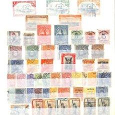 Sellos: URUGUAY, COLECCIÓN DE SELLOS , AÉREOS, OFICIAL, EN NUEVO Y USADO,. Lote 128812795