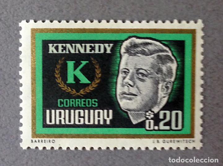 Sellos: SELLOS URUGUAY - 1960-1969 - VARIOS - NUEVOS - Foto 2 - 130933172
