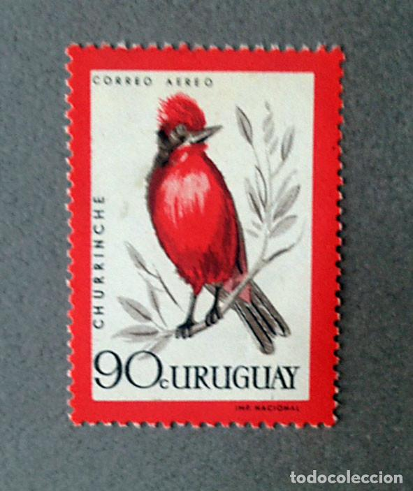 Sellos: SELLOS URUGUAY - 1960-1969 - VARIOS - NUEVOS - Foto 3 - 130933172