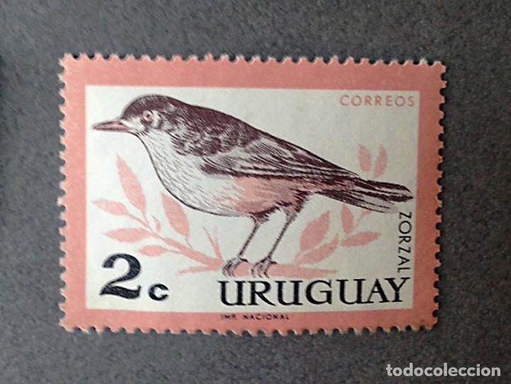 Sellos: SELLOS URUGUAY - 1960-1969 - VARIOS - NUEVOS - Foto 6 - 130933172
