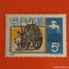 Sellos: URUGUAY NUEVO. Lote 132165858