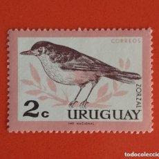 Sellos: URUGUAY NUEVO. Lote 134270766