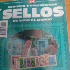 Sellos: SELLOS DE URUGUAY . Lote 137652158