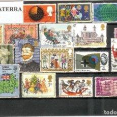 Sellos: LOTE DE SELLOS DE INGLATERRA. Lote 205511475