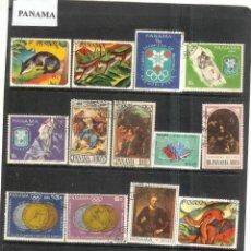 Sellos: LOTE DE SELLOS DE PANAMA. Lote 205548868