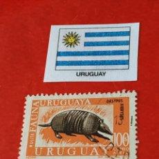 Sellos: URUGUAY B1. Lote 210789827