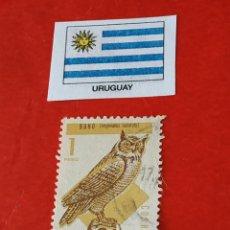 Sellos: URUGUAY B5. Lote 210789999