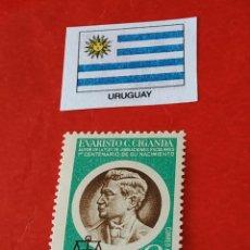 Sellos: URUGUAY E3. Lote 210791071