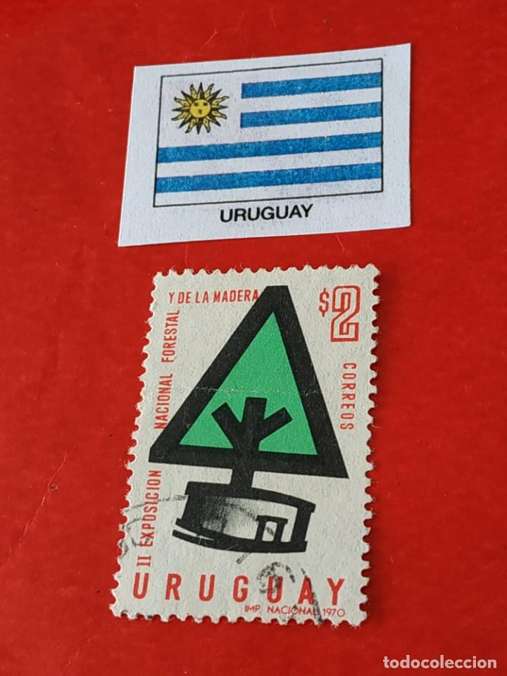URUGUAY H (Sellos - Extranjero - América - Uruguay)