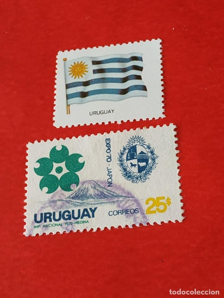 URUGUAY I (Sellos - Extranjero - América - Uruguay)