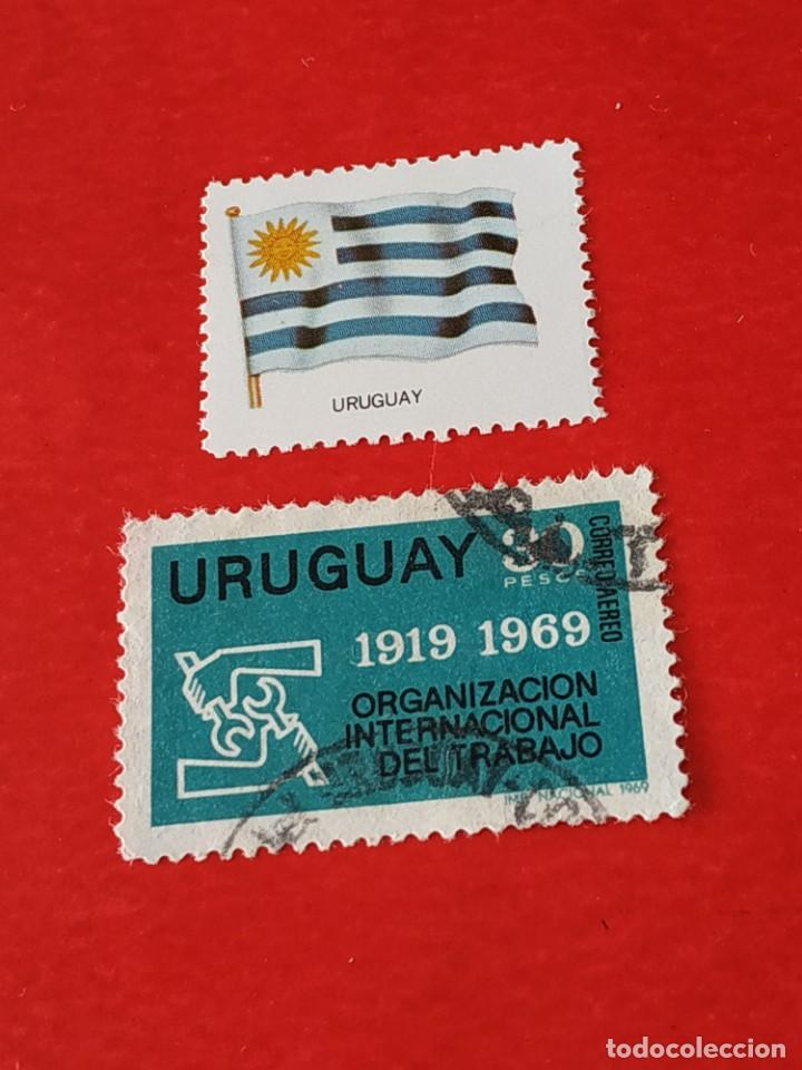 URUGUAY M (Sellos - Extranjero - América - Uruguay)