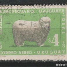 Sellos: LOTE W-SLLO URUGUAY TEMA FAUNA. Lote 218612587