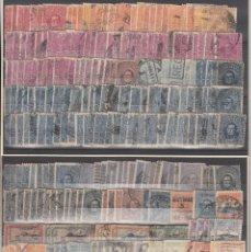 Sellos: URUGUAY, CONJUNTO DE 479 SELLOS. CALIDADES DIVERSAS,. Lote 234845095