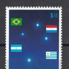 Sellos: UY2284 URUGUAY 1997 MNH SOUTH AMERICAN COMMON MARKET. Lote 236772750
