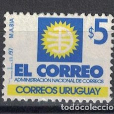 Sellos: UY2253 URUGUAY 1997 MNH NEW POST EMBLEM. Lote 236772965