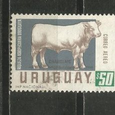 Sellos: URUGUAY CORREO AEREO YVERT NUM. 290 USADO. Lote 243133880