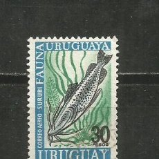 Sellos: URUGUAY CORREO AEREO YVERT NUM. 339 USADO. Lote 243134910