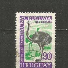 Sellos: URUGUAY CORREO AEREO YVERT NUM. 360 USADO. Lote 243135885