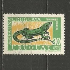 Sellos: URUGUAY CORREO AEREO YVERT NUM. 361 USADO. Lote 243135970