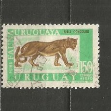 Sellos: URUGUAY CORREO AEREO YVERT NUM. 364 USADO. Lote 243136345