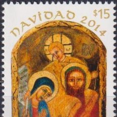 Sellos: ⚡ DISCOUNT URUGUAY 2014 CHRISTMAS MNH - CHRISTMAS. Lote 262874235