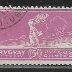 Sellos: URUGUAY. --JUEGOS OLIMPICOS- Nº 281-83. VER FOTO. Lote 263590855