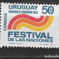 Francobolli: URUGUAY Nº 867 (**). Lote 276463123