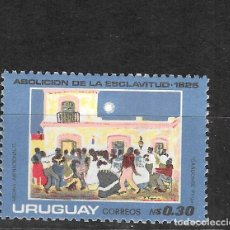 Francobolli: URUGUAY Nº 945 (**). Lote 276463663