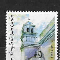 Sellos: URUGUAY Nº 2002(**). Lote 276464383
