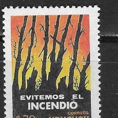 Sellos: URUGUAY Nº 1329 (**). Lote 276465958