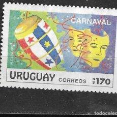 Sellos: URUGUAY Nº 1343(**). Lote 276468963