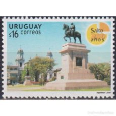 Sellos: UY2941 URUGUAY 2006 MNH THE 250TH ANNIVERSARY OF THE FOUNDING OF CITY OF SALTO. Lote 287535978
