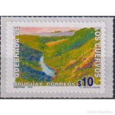 Sellos: UY2938 URUGUAY 2006 MNH LOCAL MOTIVES. Lote 287536178