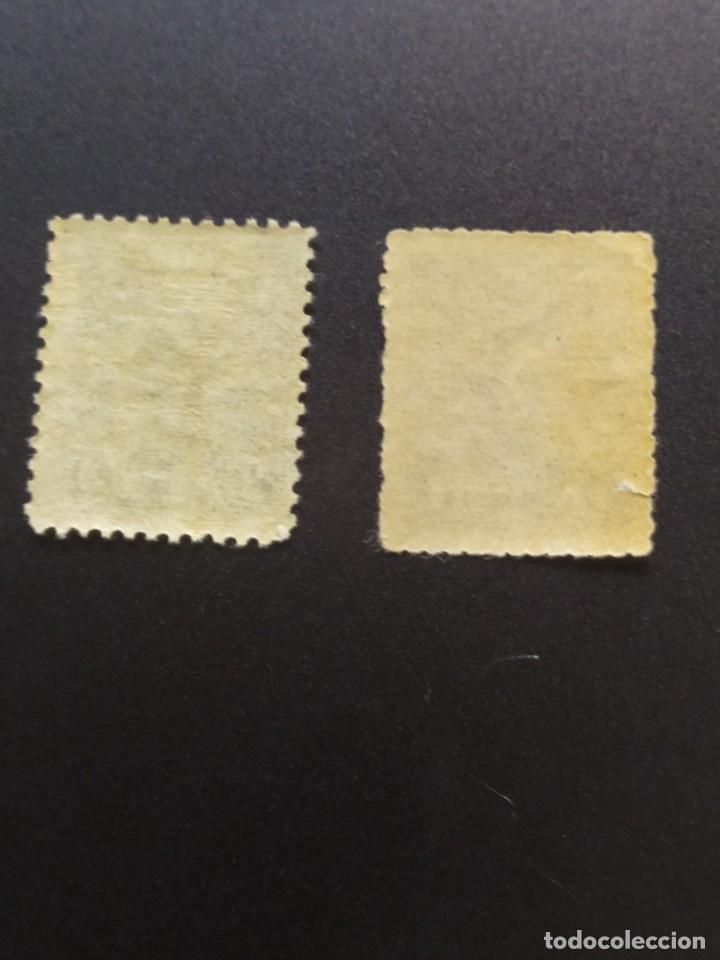 Sellos: ## uruguay nuevo 1953 Artigas 2 sellos## - Foto 2 - 288327248