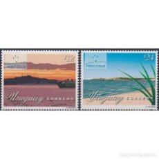 Sellos: UY2702 URUGUAY 2002 MNH TOURISM. Lote 293407803